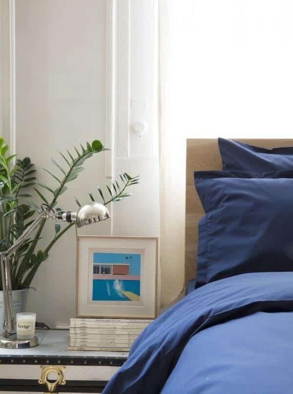 Des parures de lit de fabrication française
