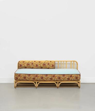 Un canapé de designer
