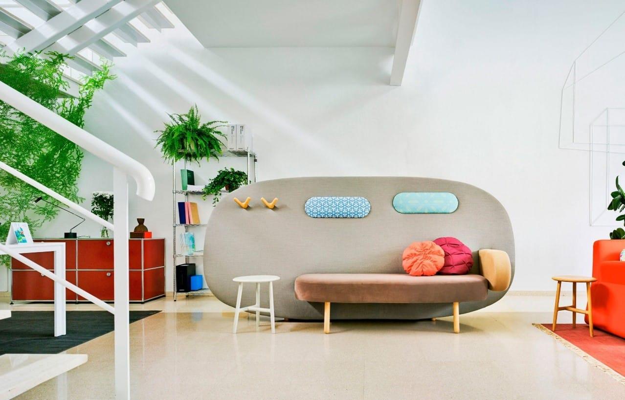 Un canapé pratique