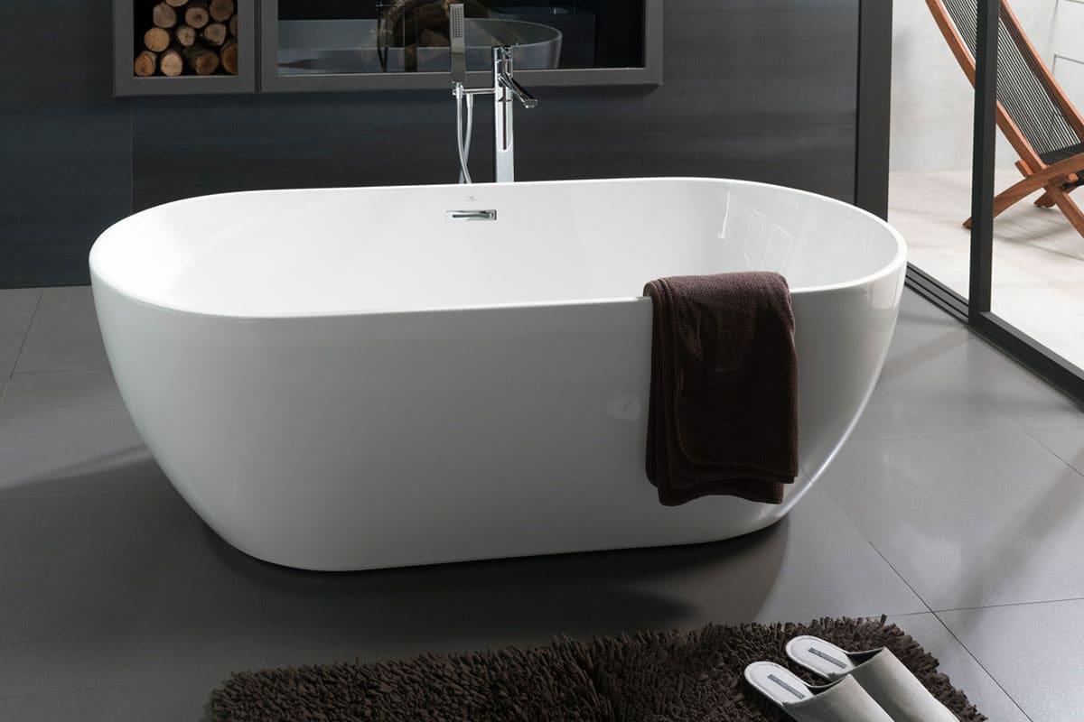 Certification et le matériau de la baignoire balnéo