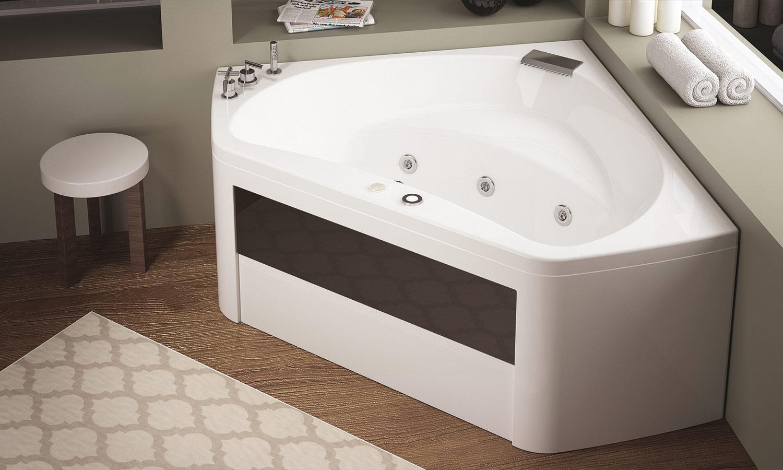 Dimensions de la baignoire balnéo