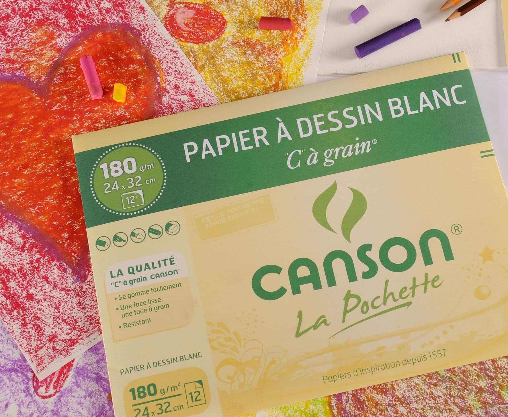 Papier canson