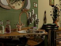 Meuble de salle de bain : faites le choix de l'originalité