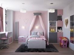Quel linge de lit choisir pour une fille ?