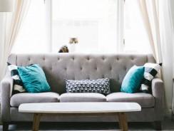 Choisir son canapé pour un salon design