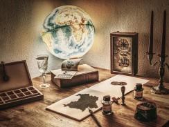 Pensez à un meuble industriel pour votre décoration