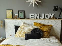 Comment faire une tête de lit soi-même ?