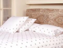 Un linge de lit en coton Égyptien pour des nuits douces et profondes