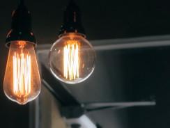L'éclairage domestique par des ampoules LED
