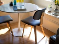 Tissu ou cuir, quel est le meilleur revêtement pour des chaises de salon?