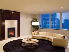 Conseil déco intérieur : le choix de la cheminée électrique haut de gamme