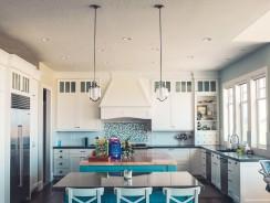 Une cuisine parfaitement adaptée à la superficie