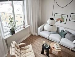 Le style scandinave en décoration